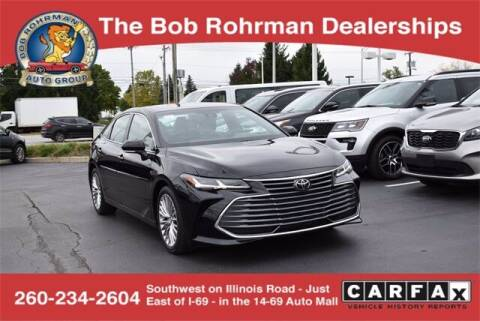 2019 Toyota Avalon for sale at BOB ROHRMAN FORT WAYNE TOYOTA in Fort Wayne IN