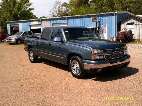 2006 Chevrolet Silverado 1500 for sale at Tom Boyd Motors in Texarkana TX