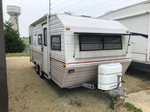1991 Skyline Nomad for sale at Kill RV Service LLC in Celina OH