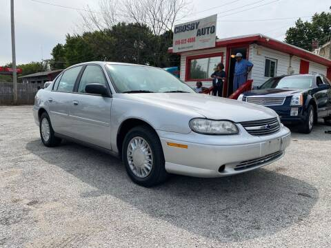 2004 Chevrolet Classic for sale at Crosby Auto LLC in Kansas City MO
