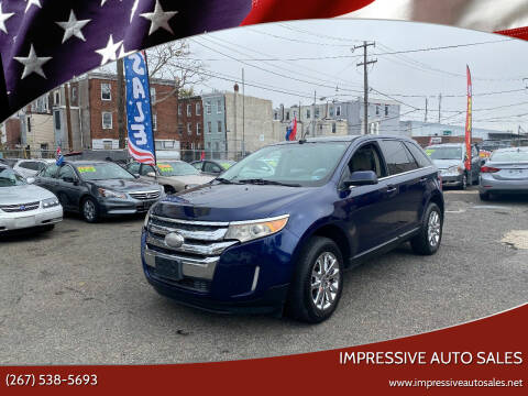 2011 Ford Edge for sale at Impressive Auto Sales in Philadelphia PA