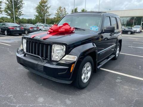 2011 Jeep Liberty for sale at Charlotte Auto Group, Inc in Monroe NC