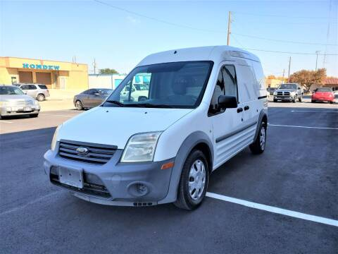 2011 Ford Transit Connect for sale at Image Auto Sales in Dallas TX