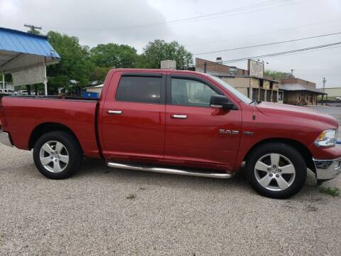2010 Dodge Ram Pickup 1500 for sale at HAYNES AUTO SALES in Weatherford TX