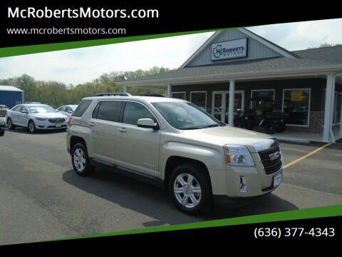 2015 GMC Terrain for sale at McRobertsMotors.com in Warrenton MO