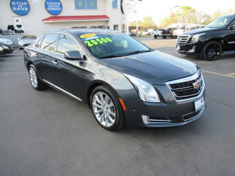 2017 Cadillac XTS for sale at Auto Land Inc in Crest Hill IL