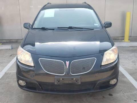 2007 Pontiac Vibe for sale at Delta Auto Alliance in Houston TX
