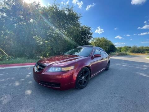 2005 Acura TL for sale at Hatimi Auto LLC in Austin TX