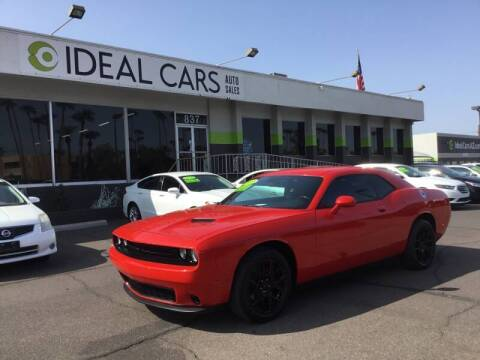 2015 Dodge Challenger for sale at Ideal Cars Broadway in Mesa AZ