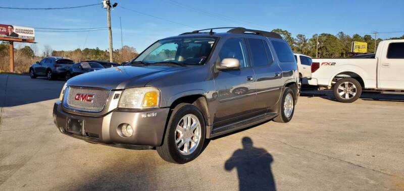 2006 GMC Envoy XL for sale at WHOLESALE AUTO GROUP in Mobile AL
