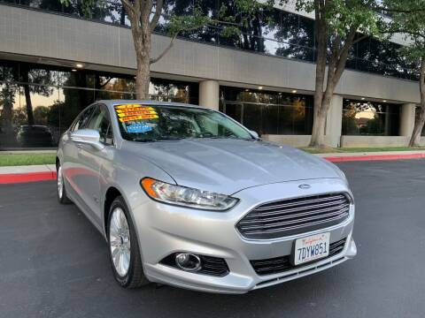 2014 Ford Fusion Energi for sale at Right Cars Auto Sales in Sacramento CA