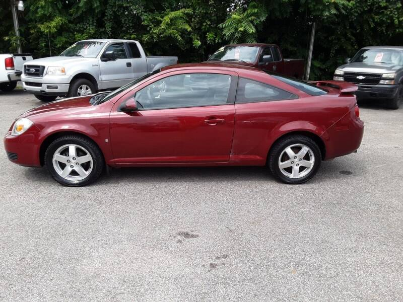 2007 Chevrolet Cobalt for sale at Riverview Auto's, LLC in Manchester OH