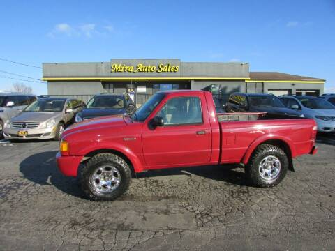 2003 Ford Ranger for sale at MIRA AUTO SALES in Cincinnati OH