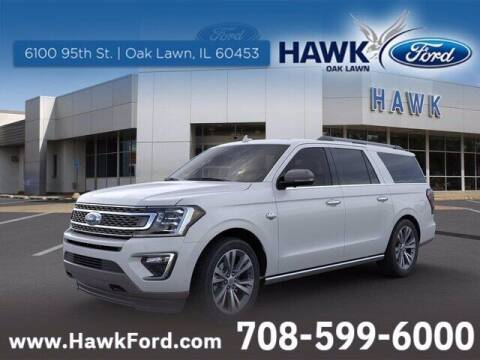 2021 Ford Expedition MAX for sale at Hawk Ford of Oak Lawn in Oak Lawn IL