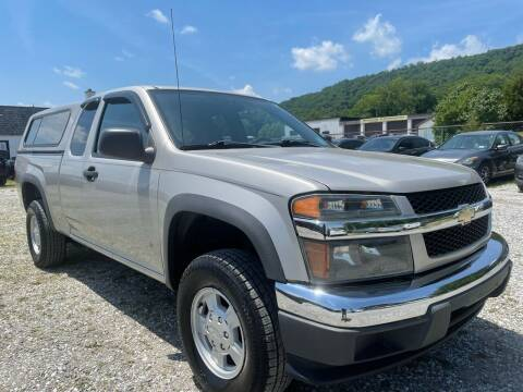 2007 Chevrolet Colorado for sale at Ron Motor Inc. in Wantage NJ