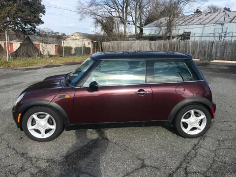 2002 MINI Cooper for sale at Mike's Auto Sales of Charlotte in Charlotte NC