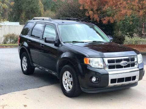 2009 Ford Escape for sale at Two Brothers Auto Sales in Loganville GA