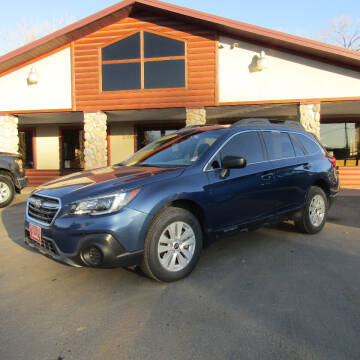 2019 Subaru Outback for sale at PRIME RATE MOTORS in Sheridan WY
