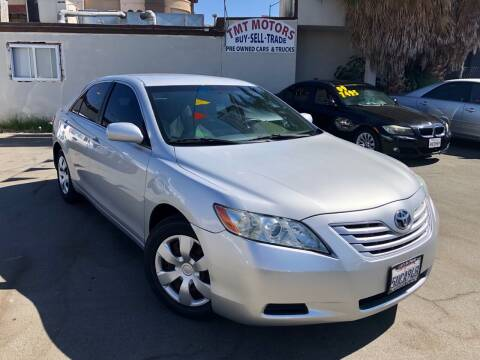 2007 Toyota Camry for sale at TMT Motors in San Diego CA