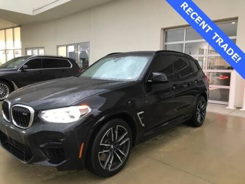 2020 BMW X3 M for sale at Autohaus Group of St. Louis MO - 3015 South Hanley Road Lot in Saint Louis MO