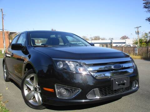 2010 Ford Fusion for sale at A+ Motors LLC in Leesburg VA