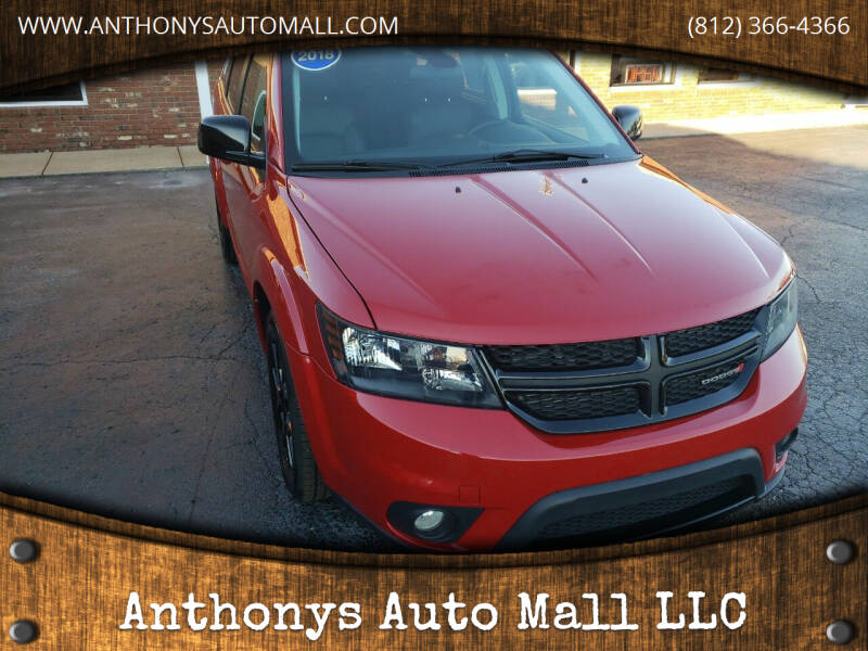 2018 Dodge Journey for sale at Anthonys Auto Mall LLC in New Salisbury IN