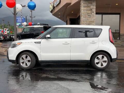 2016 Kia Soul for sale at Lakeside Auto Brokers Inc. in Colorado Springs CO