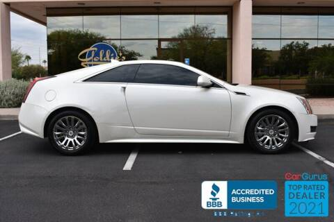 2012 Cadillac CTS for sale at GOLDIES MOTORS in Phoenix AZ