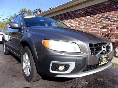 2010 Volvo XC70 for sale at Certified Motorcars LLC in Franklin NH