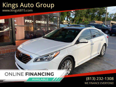 2015 Hyundai Sonata for sale at Kings Auto Group in Tampa FL