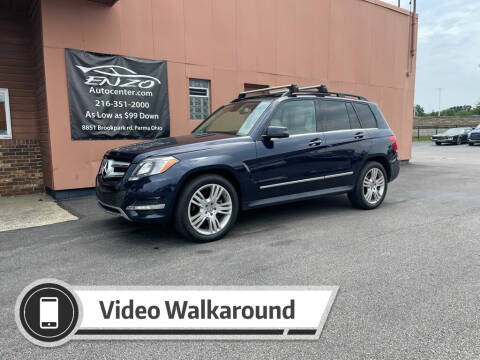 2013 Mercedes-Benz GLK for sale at ENZO AUTO in Parma OH