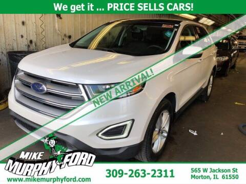 2016 Ford Edge for sale at Mike Murphy Ford in Morton IL