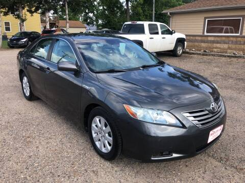 2008 Toyota Camry Hybrid for sale at Truck City Inc in Des Moines IA