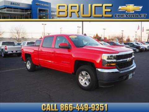 2018 Chevrolet Silverado 1500 for sale at Medium Duty Trucks at Bruce Chevrolet in Hillsboro OR