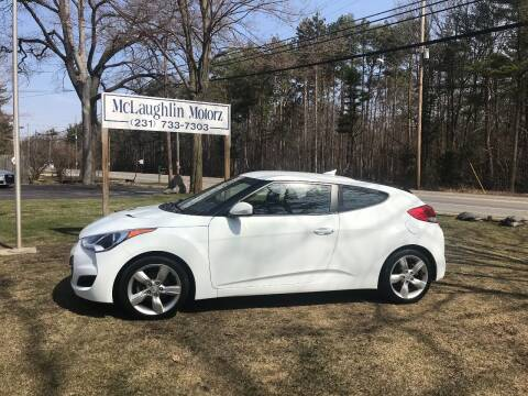 2015 Hyundai Veloster for sale at McLaughlin Motorz in North Muskegon MI
