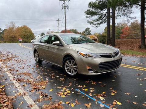 2014 Toyota Avalon for sale at THE AUTO FINDERS in Durham NC
