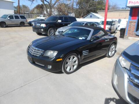 2005 Chrysler Crossfire for sale at Car Depot in Fort Worth TX