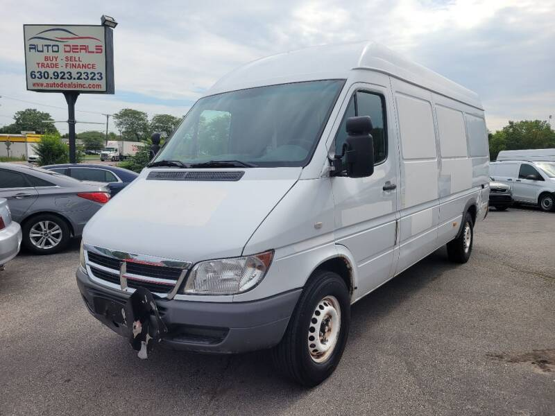 2005 Dodge Sprinter Cargo for sale at Auto Deals in Roselle IL
