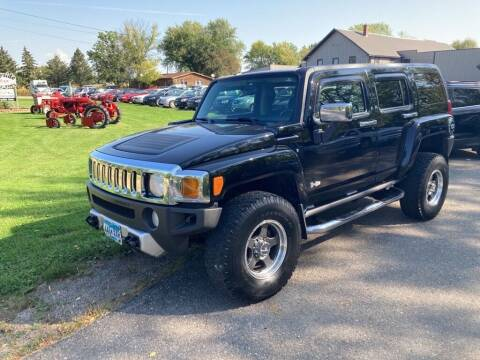 2008 HUMMER H3 for sale at COUNTRYSIDE AUTO INC in Austin MN