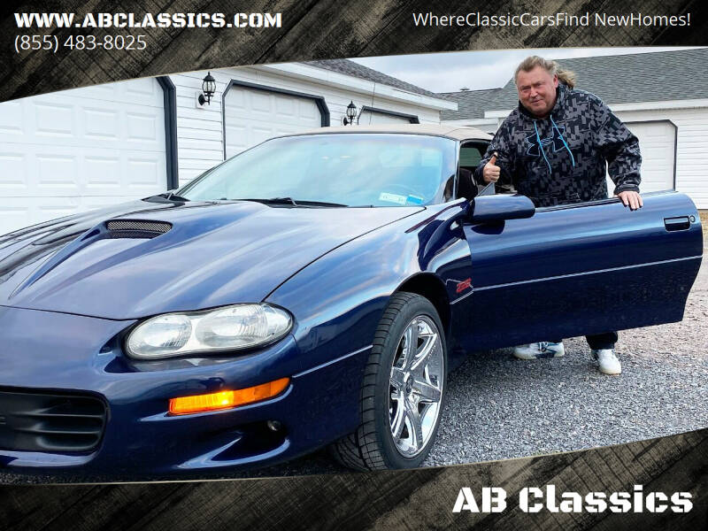 1999 Chevrolet Camaro for sale at AB Classics in Malone NY