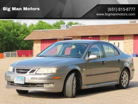 2004 Saab 9-3 for sale at Big Man Motors in Farmington MN