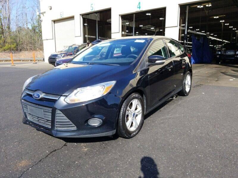 2013 Ford Focus for sale at DREWS AUTO SALES INTERNATIONAL BROKERAGE in Atlanta GA
