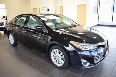 2015 Toyota Avalon for sale at BMW OF NEWPORT in Middletown RI