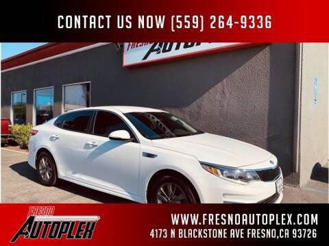 2016 Kia Optima for sale at Fresno Autoplex in Fresno CA