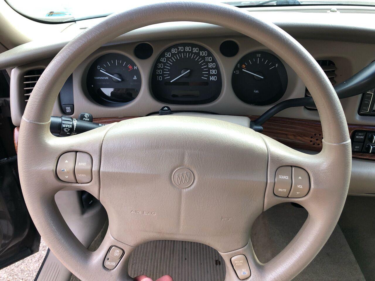 2003 Buick LeSabre 4dr Car