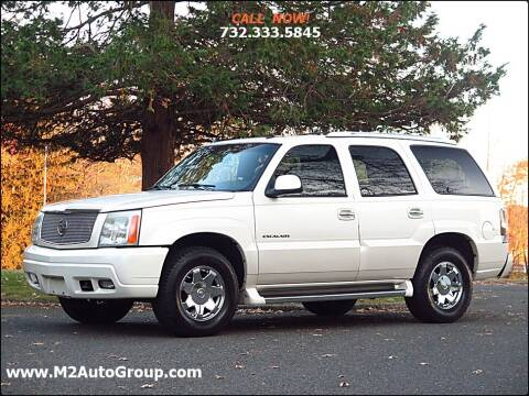 2004 Cadillac Escalade for sale at M2 Auto Group Llc. EAST BRUNSWICK in East Brunswick NJ
