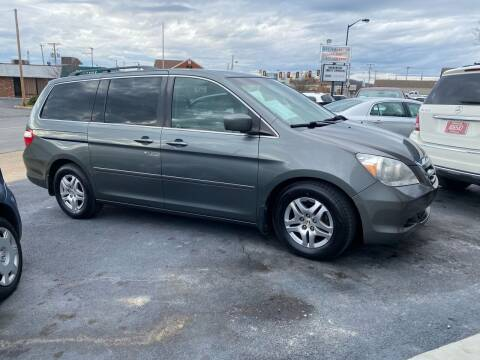 2007 Honda Odyssey for sale at All American Autos in Kingsport TN