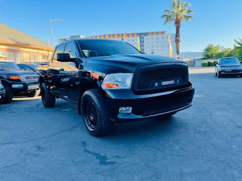 2012 RAM Ram Pickup 1500 for sale at Ronnie Motors LLC in San Jose CA