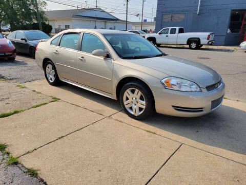 2012 Chevrolet Impala for sale at Two Rivers Auto Sales Corp. in South Bend IN