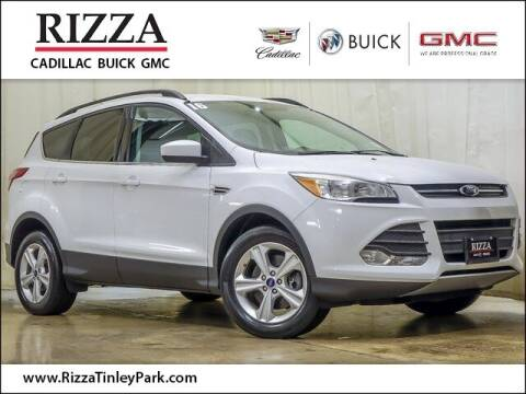 2016 Ford Escape for sale at Rizza Buick GMC Cadillac in Tinley Park IL